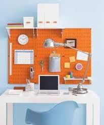 innovative hidden home office computer desk. pegboard in a home office innovative hidden computer desk