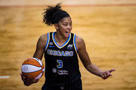 Candace Parker will not play in Sky ...