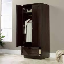Wardrobe : Dark Wood Fitted Wardrobe Painting A Dark Wood Wardrobe  pertaining to Dark Wood Wardrobe