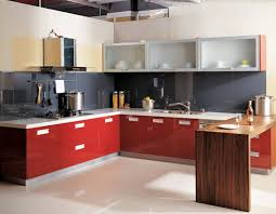 Lovely Simple Modern Kitchen Cabinet Pertaining To Kitchen