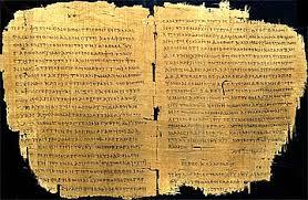 paul papyrus