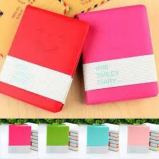 CUTE <b>MINI DIARY Notebook Journal</b> Memo <b>Notebook Portable</b> ...