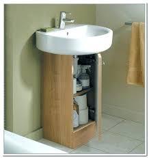 pedestal sink storage solutions pedestal sink storage ideas about pedestal sink storage on pedestal under the pedestal sink storage