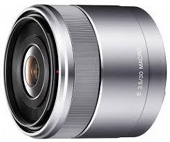 Купить <b>Объектив Sony SEL-30M35</b> E30mm f/3.5 Macro в Москве ...