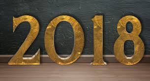 New Year 2018 Numbers · Free photo on Pixabay