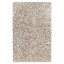 white shag rug. Chandra Rugs Eleanor 7\u00279 X 10\u00276 Hand Woven Shag Area Rug In White