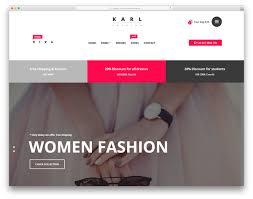 The Fashion Designer S Textile Directory Free Download 19 Best Free Fashion Website Templates 2019 Colorlib