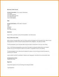Complain Business Letter Complaint Business Letter Example 007 Letters Top Format