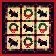 PATTERN It's A SCOTTIE DOG Merry Christmas Quilt Scottie & Like this item? Adamdwight.com