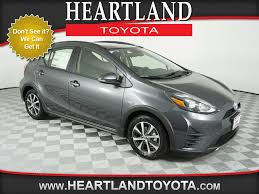 New 2018 Toyota Prius c Two (Natl) in Bremerton #TA9670 ...