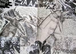 king alfred gcse art sketchbook sketchbooks artist study sketchbooking resources for art