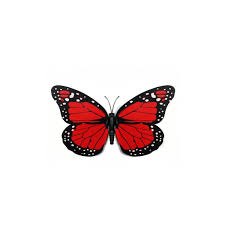 Butterfly Home Decor Accessories 100Pcs 100cm 100D Colorful Butterfly Wall Sticker Fridge Magnet Home 95