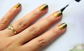 Omber Nail Design The Best Ways To Do Ombre Nails Wikihow