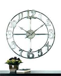 target wall clocks contemporary big modern large atomic