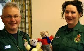 Trauma teddies will comfort ill children | Knutsford Guardian