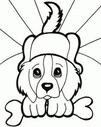 Small Picture dog color pages printable Mountain Dog Coloring Page Free