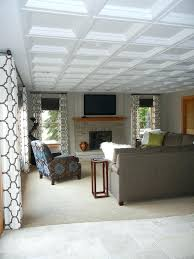 coffered drop ceiling ceiling tiles basement traditional with basement ceiling drop suspended coffered ceiling designs coffered drop ceiling