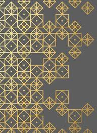 Gold Pattern Amazing Geometric Gold Art Print Find Fun Fabrics For Your Next Project