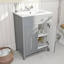 cheap sink vanity units. camberley grey vanity unit with basin 600mm cheap sink units 5