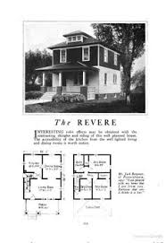 four square house plans. The Revere (an American Foursquare Kit House/house Plan) - Homes Of Character Four Square House Plans A