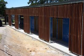 taking shape the new multi purpose kiosk and change rooms at the site of