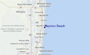 Palm Beach County Tide Chart