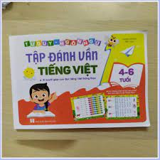 Tập đánh vần Tiếng Việt (100 Trang)- Giúp bé tập đọc dễ dàng giảm chỉ còn  53,000 đ
