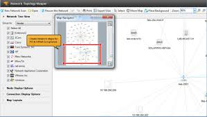 network diagram software solarwinds network topology mapper review one config advanced at Hp Network Diagram