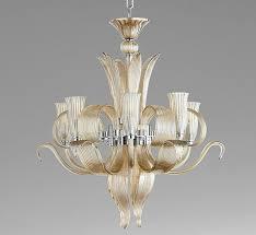 juliana 6 light large glass chandelier