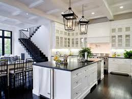 black and white kitchen light fixtures outofhome iron wrought lighting full over island cool