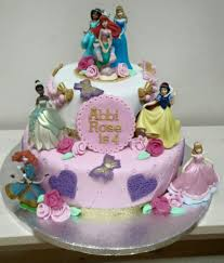 Disney Celebration Cakes – Polka Dot Kitchen