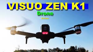 The 2K/4K <b>VISUO ZEN K1</b> Drone - 30 Minute Flight Time - Review ...