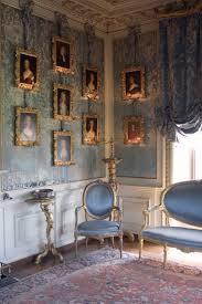 castle interior design. The Blue Boudoir Warwick Castle (Richard A. Higgins Photography). Classic InteriorFrench Interior DesignEnglish Design M