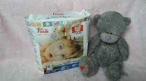 "<b>Детские подгузники</b> ""<b>Trudi</b> baby care"" (Италия)"