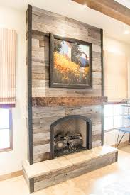 Imposing Decoration Wood Wall Fireplace Innovation Inspiration 20 ...