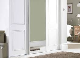 image mirror sliding closet doors inspired. Sliding Wardrobe Doors - Buying Guides Inspiration Wickes (white Either Side, Mirrored In Middle) Image Mirror Closet Inspired T