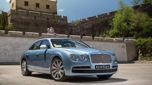 BBC - Autos - Most fascinating luxury car, 2013: Bentley Flying Spur