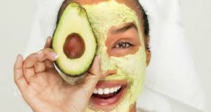 Vocado face mask
