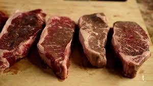 Steak Color Chart Steak Guide I Best Types Of Steak Characteristics Cuts