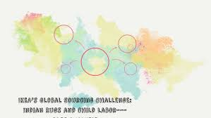 ikea s global sourcing challenge indian rugs and child labo by bella li on prezi