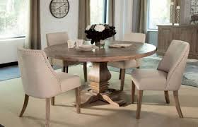 dining room chairs set of 4 florence pine round dining table donny osmond home dining tables