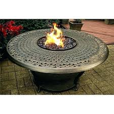 natural gas fire table patio outdoor pit round tables canada propane easy drop in installation diagram