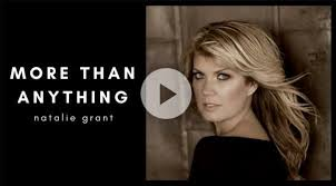 Natalie looked stunning and especially tan, probably due to all the time she is spending in florida. Natalie Grant More Than Anything Official Video 95 5 The Fish Cleveland Oh