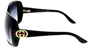 gucci 2017 sunglasses. gucci 3166s rectangular women\u0027s sunglasses side view gucci 2017