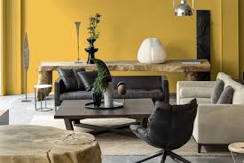 Yellow Gold Paint Color Living Room Sico Going For Gold While Dulux Has Dreamy Visions For 2016