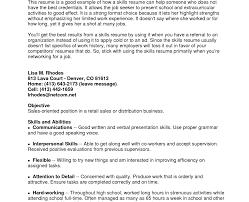 Resume Dazzling Design Inspiration Interpersonal Skills Resume 8