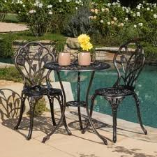 Amazoncom Best Choice Products Outdoor Patio Furniture Tulip Bistro Furniture Outdoor