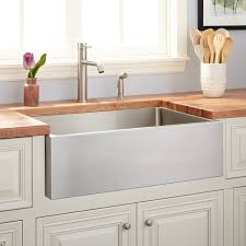 stainless apron sink. Perfect Apron 27 In Stainless Apron Sink A