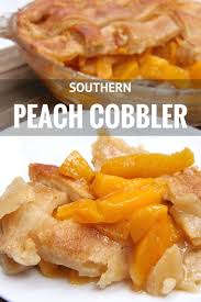 southern peach cobbler with canned peaches. Simple Canned Southern Peach Cobbler On With Canned Peaches H