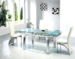 round glass dining table set for 4 glass dining table set dining table and 8 chairs
